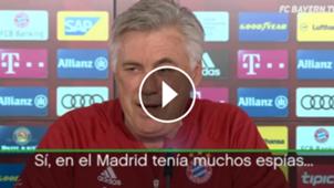 Bayern Ancelotti Play