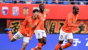 Nigeria's Sone Aluko continues scoring as Hebei hold Beijing Renhe