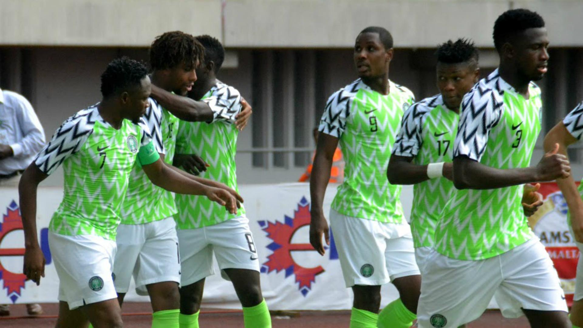 Alex Iwobi: Nigeria's undisputed number 10   Goal.com