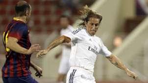 Salgado Real Madrid Barcelona Legends 03142014