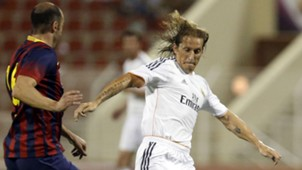 Salgado Real Madrid Barcelona Legends 03142014
