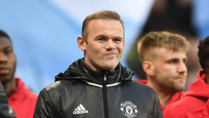 Wayne Rooney Manchester United 27042017