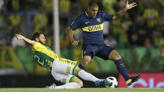 Ramon Abila Aldosivi Boca Torneo de Verano 17012018