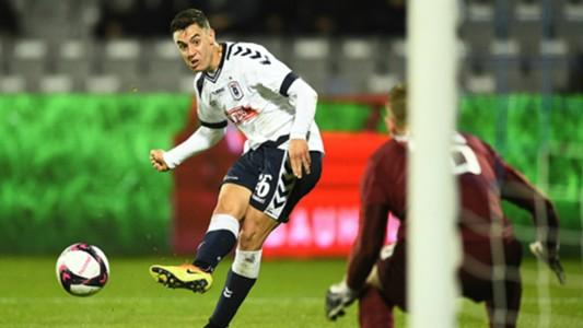 Chris Ikonomidis AGF Danish Superliga