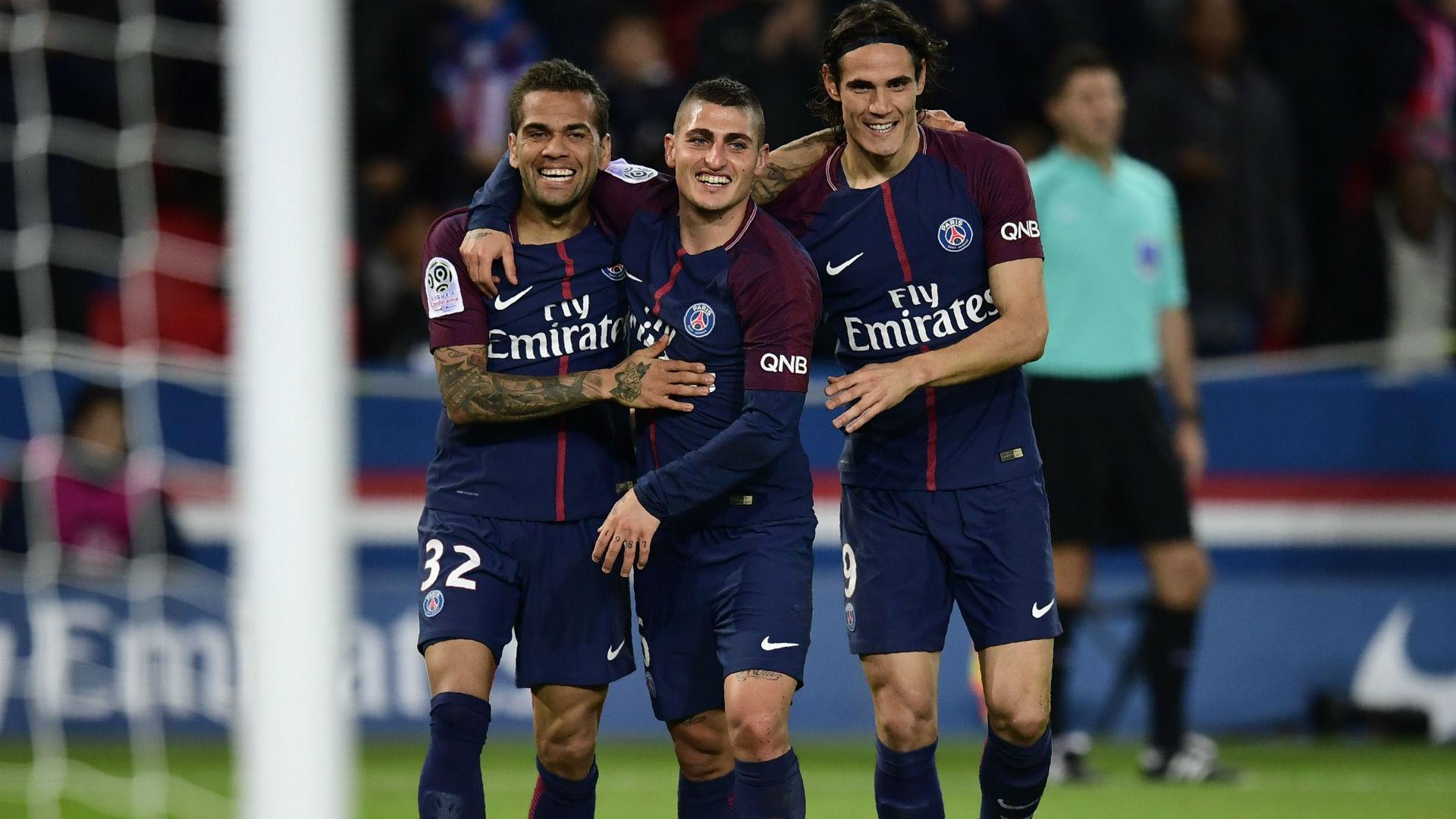 Dani Alves PSG Nice
