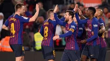 Barcelona Levante Copa del Rey 17012019