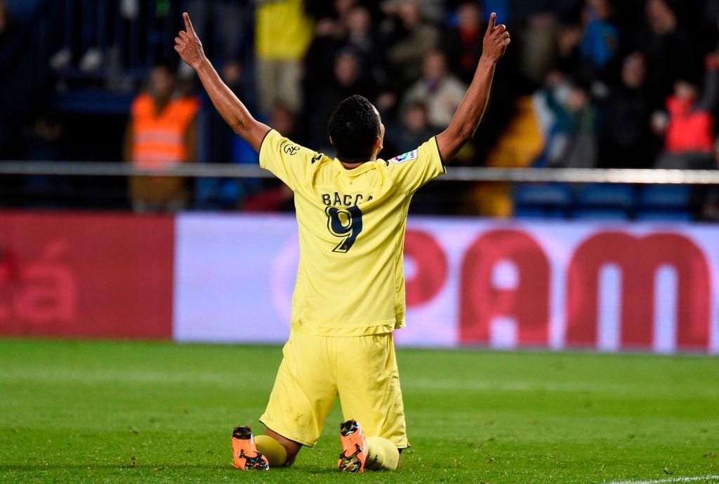 Carlos Bacca gol Villarreal 2018