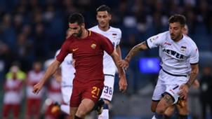 Gonalons Roma Crotone Serie A