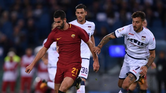 Gonalons Roma Crotone Serie A