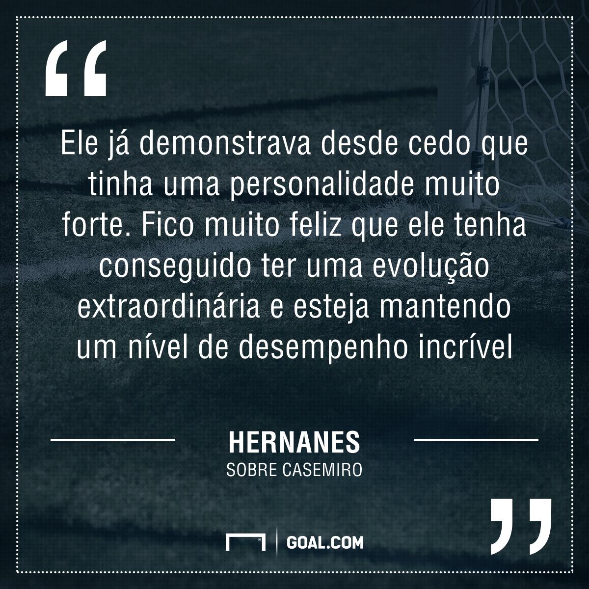 Hernanes / Casemiro PS - 9/11/2017