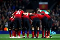 Manchester United Valencia Champions League