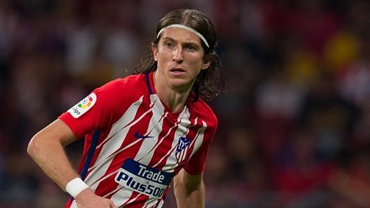 Filipe Luis Atletico Madrid