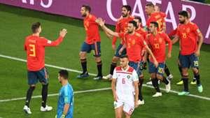 Spain Iran World Cup 250618