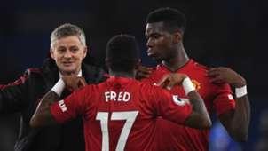 Fred/Solskjaer Manchester United