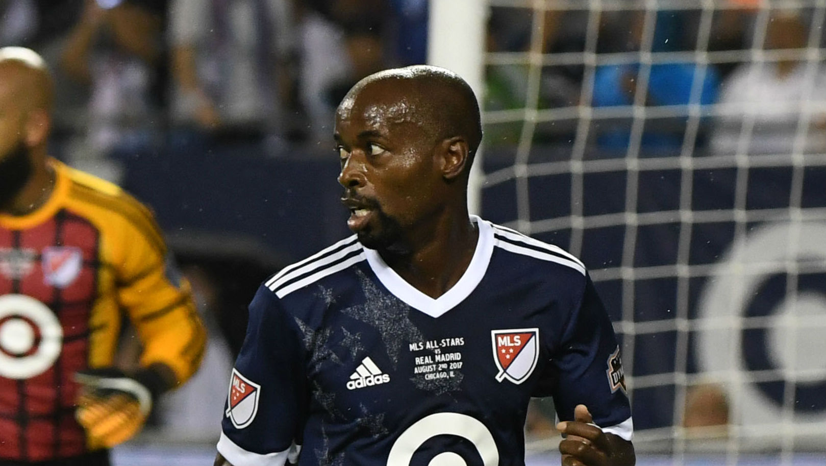 Damarcus Beasley MLS All-Stars