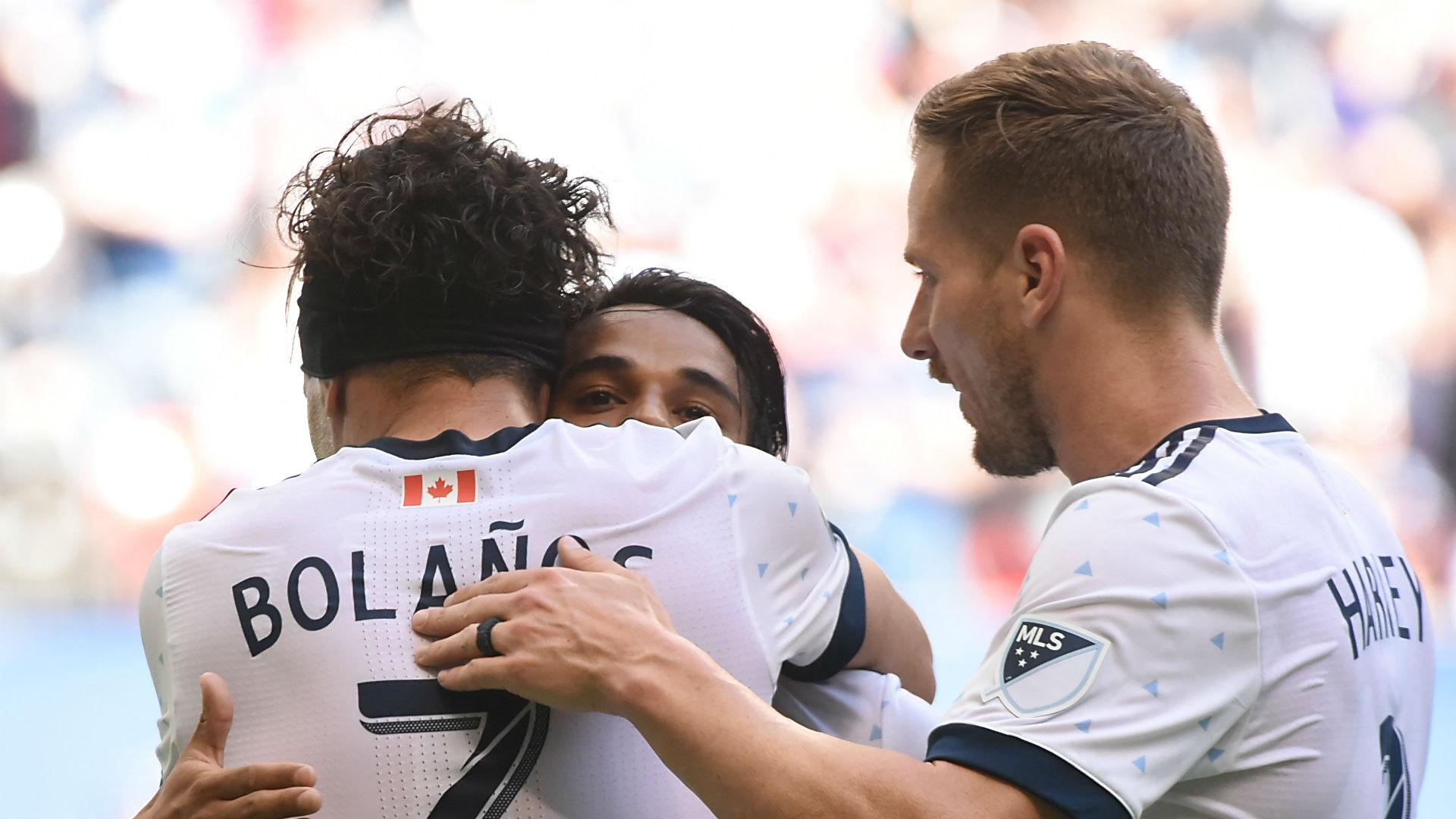 Christian Bolanos Vancouver Whitecaps MLS 052017
