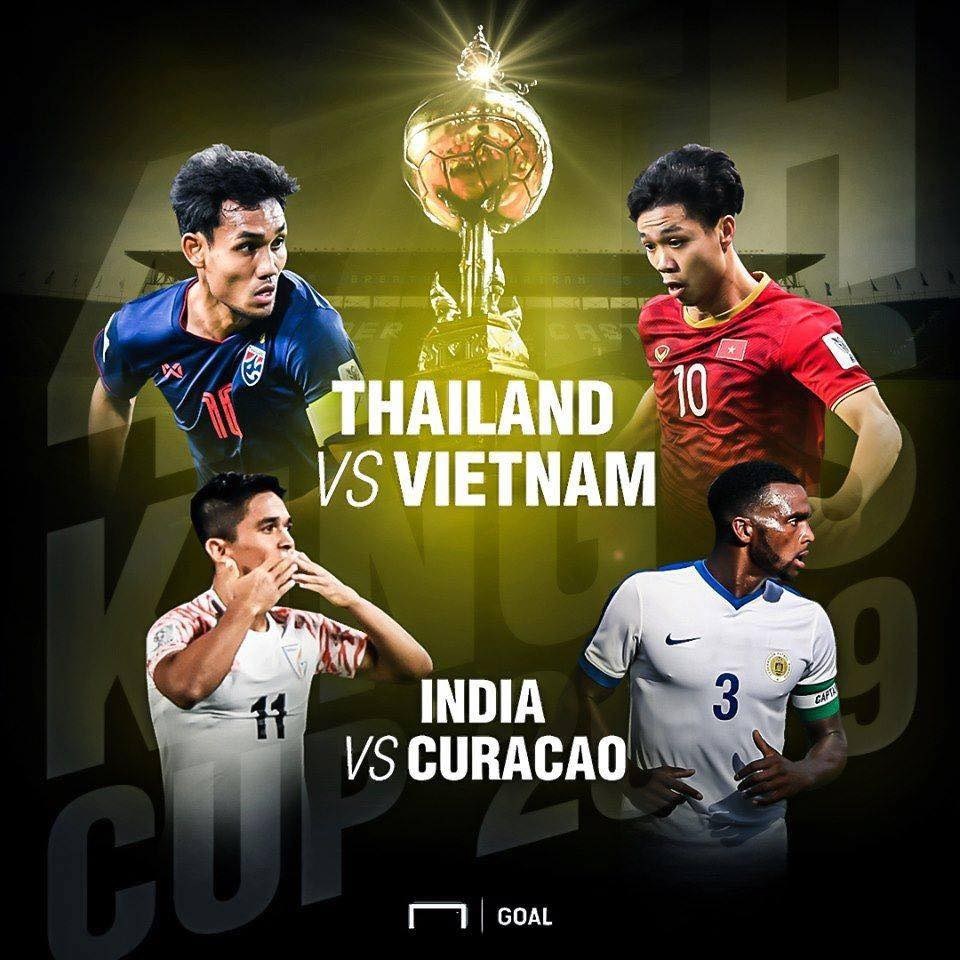 King's Cup 2019 Vietnam Thailand India Curacao