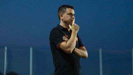 Sergio Lobera FC Goa ISL