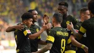 Borussia Dortmund celebration Jubel 20102018