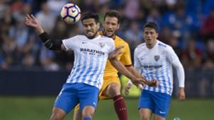 Malaga Sevilla La Liga
