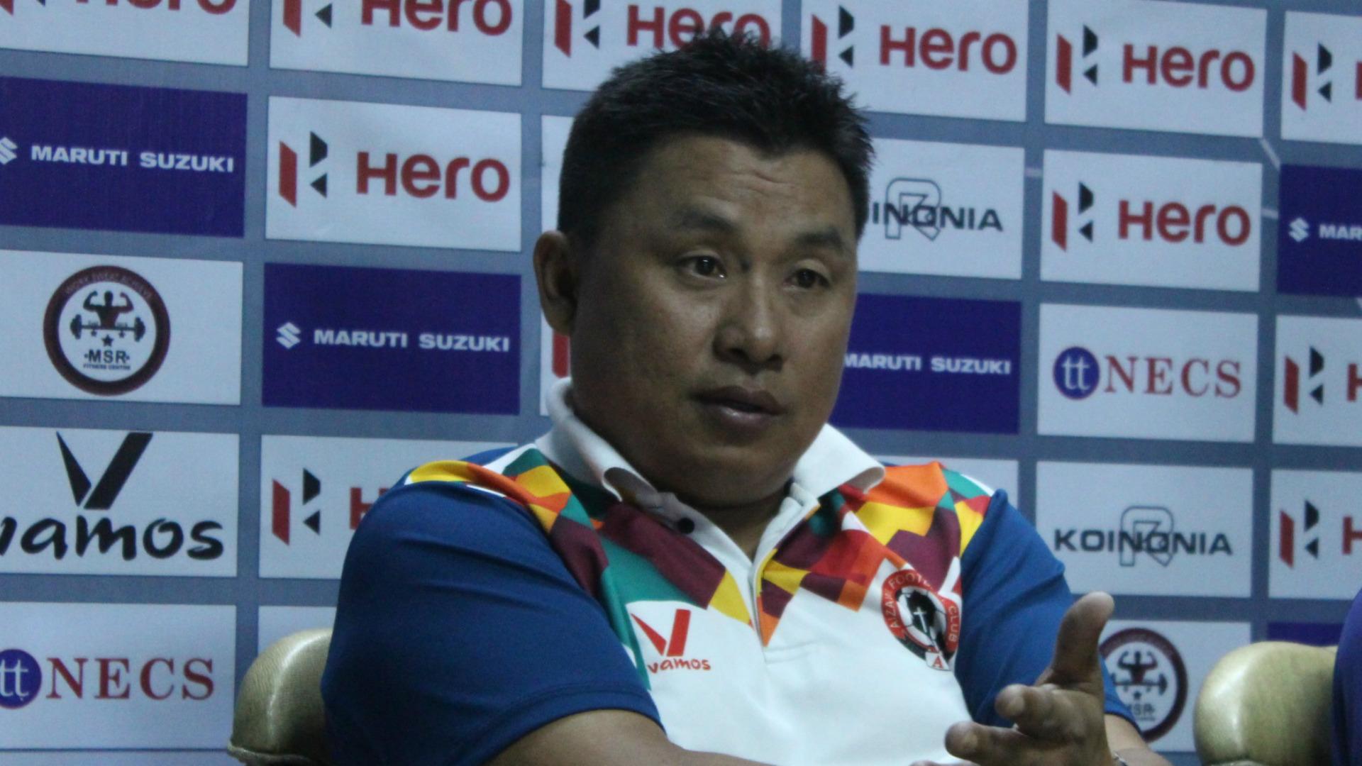 Gift Raikhan Aizawl FC I-League 2018-19