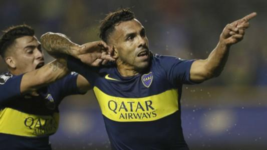 Tevez Boca Paranaense Copa Libertadores 09052019