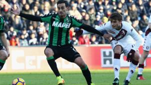 Alberto Aquilani Adem Ljajic Sassuolo Torino Serie A