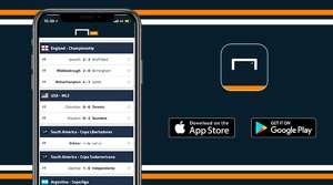 Goal Live Scores screenshot composite