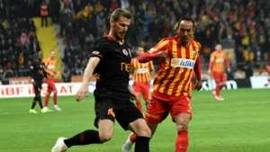 Kayserispor Galatasaray 111018 Serdar Aziz Umut Bulut