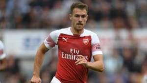 Aaron Ramsey FC Arsenal 09/2018