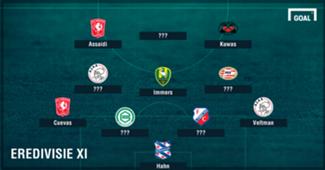 Omnisport Eredivisie Team van de Week 16