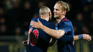 Siem de Jong, Willem II - Ajax, Eredivisie 10282017