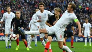 Harry Kane England Croatia 181118