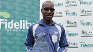 DENNIS KITAMBI OUT GOING AFC LEOPARDS COACH