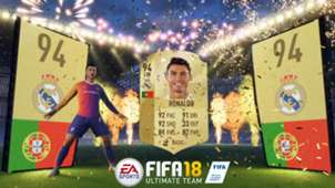 FIFA Ultimate Team Ronaldo