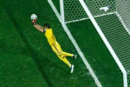 Argentina v Netherlands 2014 World Cup penalty shootout save