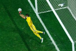 Argentina v Netherlands 2014 World Cup penalty shootout save