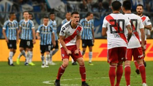 Rafael Santos Borre Gremio River Copa Libertadores 30102018