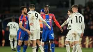 Michy Batshuayi - Crystal Palace v Fulham : 2019