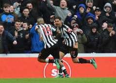 Ayoze Pérez Newcastle United Kenedy