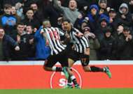 Ayoze Pérez Newcastle United Kenedy