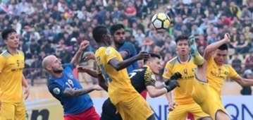 Song Lam Nghe An 2-0 Johor Darul Ta'zim
