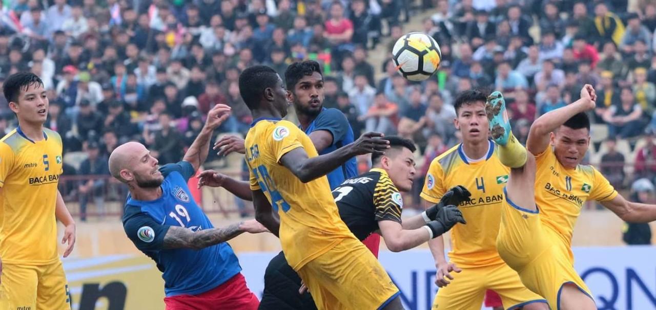 Image result for ซอง ลัม เหง อัน 2 - 0 ยะโฮร์ ดารุล ต๊ะซิม