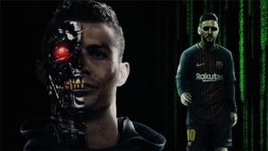 Ronaldo Messi Terminator Neo