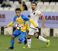 Al Sadd VS Al Gharafa - Xavi Hernandez