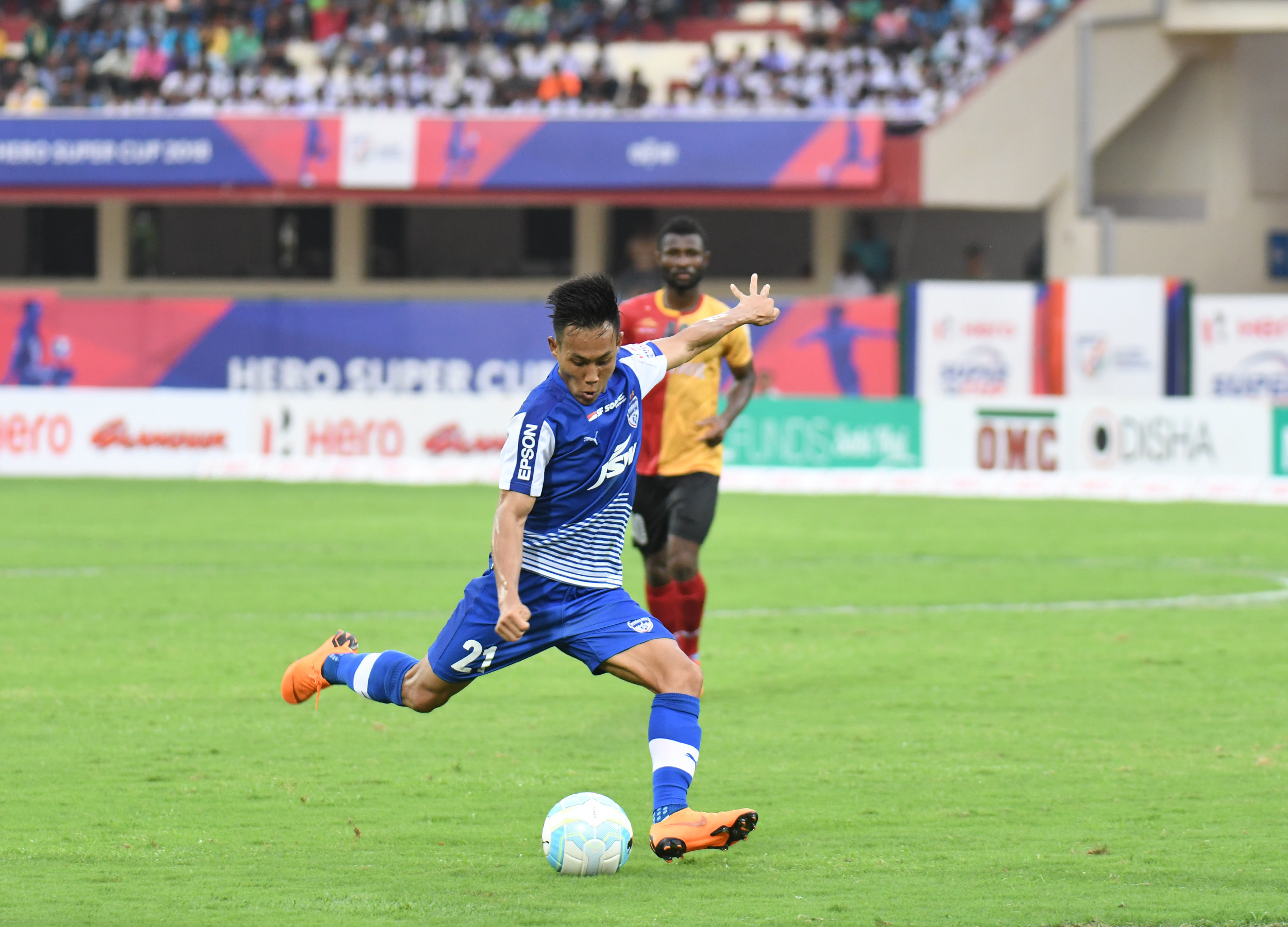 East Bengal Bengaluru FC Super Cup 2018 Final