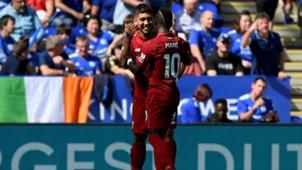 FC Liverpool Sadio Mane Roberto Firmino 01092018