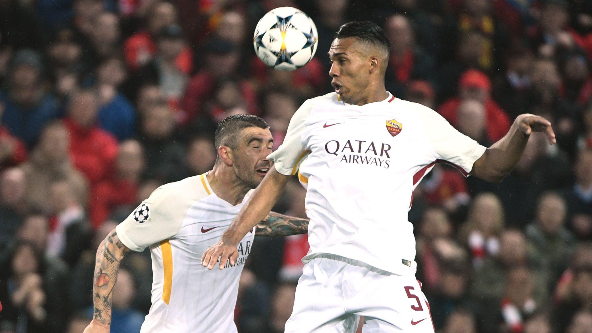 Juan Jesus Liverpool Roma
