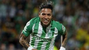 Dayro Moreno Atlético Nacional gol Liga Águila 2018-i