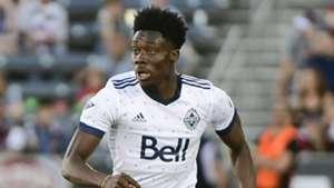 Alphonso Davies Vancouver Whitecaps MLS 2018
